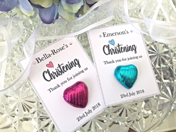 Christening Gift Favours